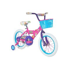 Girls 16 inch Dynacraft Shopkins Bike