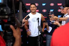 He hasn't even made the 49ers roster yet, and Jarryd Hayne already has a song. Australian musicians the Robertson Brothers recorded a tribute song for the Australian rugby league-turned-football pl...