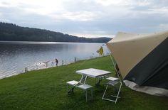 Camping Frymburk aan het Lipnomeer in Tsjechië is een ideale camping voor een actieve gezinsvakantie in Zuid Bohemen. De camping is centraal gelegen.