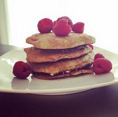 Healthy Pancakes! hpba <3