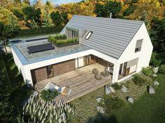 Stavbaweb.cz – e4 – cihlový dům budoucnosti - #architektur #budoucnosti #cihlový #dům #e4 #Stavbawebcz