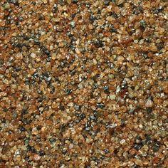 Garnet sand from Alma Gulch, Cape Nome, Alaska.