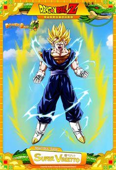 Dragon Ball Z - Roh Kaiohshin Lineart By *Raykugen & Colour By ~nMINATO Card Design By ~Tekilazo300 *Raykugen,~maffo1989,~orco05 & ~dbkaifan2009