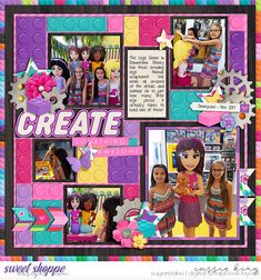Using HP 216 : Master Builder template by Cindy Schneider http://www.sweetshoppedesigns.com/sweetshoppe/product.php?productid=38472&cat=984&page=1 and Built It Again Girl by Studio Flergs and Erica Zane http://www.sweetshoppedesigns.com/sweetshoppe/product.php?productid=27566&cat=&page=1