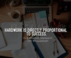 Hardwork discovered by Khangal_weheartit on We Heart It