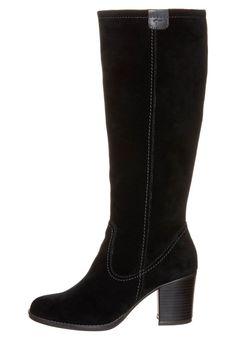 Tamaris - Høje støvler/ Støvler - sort