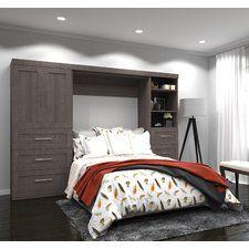Walley Full/Double Murphy Bed