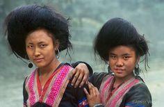 Hmong tribe, Sapa, Vietnam, 1996