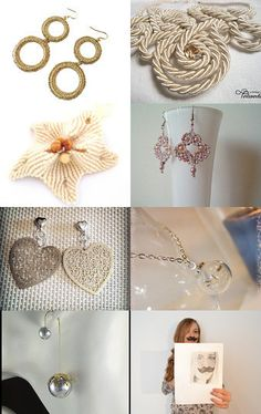 light colors by 1ste1 on Etsy--Pinned with TreasuryPin.com #handmade #flower
