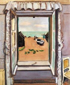 Open Window, Henri Matisse