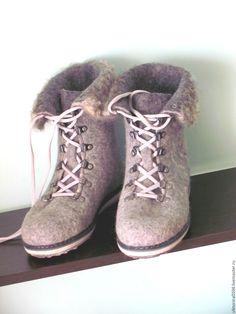 3486bbacded8 Купить Ботинки валяные