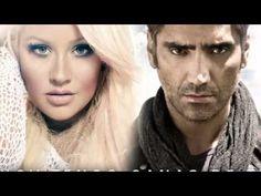 Hoy tengo ganas de ti... Alejandro Fernández ft Christina Aguilera