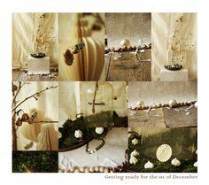 Ist Vorfreude nicht eine der schönsten? December, Table Decorations, Home Decor, Nice Asses, Homemade Home Decor, Interior Design, Home Interiors, Decoration Home, Home Decoration