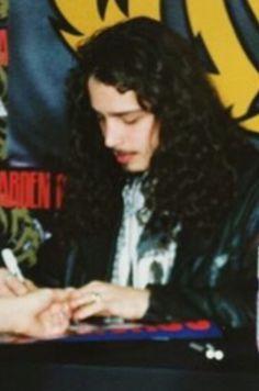 Chris Cornell Young, Seattle, Feeling Minnesota, Stupid Guys, I Love Him, Hard Rock, Handsome, Wave, Men