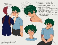 You ever just have an idea that is so sad and awful that you have to go sit in the corner and think about what you've done? This is mine. (This was inspired by this ask. You got me thinkin', anon, and look what happened) My Hero Academia Episodes, My Hero Academia Shouto, Hero Academia Characters, Fictional Characters, Deku Boku No Hero, Drawing Reference Poses, Manga Games, Art Blog, Nerd
