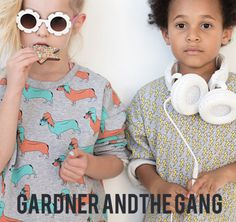 Gardner and the Gang trend report justbymanon summer 2015