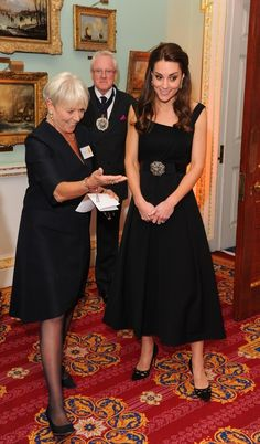 Catherine, Duchess of Cambridge Attends Place2Be Wellbeing In Schools Awards
