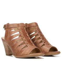 0ffb6437e295 Naturalizer Women s Talan Peep Toe Bootie at Famous Footwear Open Dress