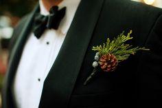 cone buttonhole