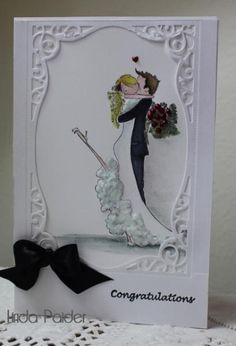 SC473, Brett and Brenda by Holstein - Cards and Paper Crafts at Splitcoaststampers