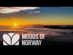The moods of Norway [Timelapse] - YouTube