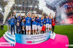 Champion 2014/2015 KKS Lech Poznan