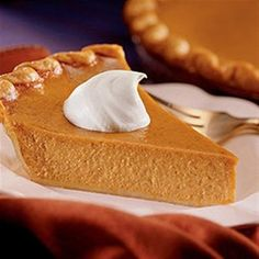 Whether you're hosting a festive party or a casual get-together with friends, our Famous Pumpkin Pie will make entertaining easy!