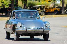 Citroën DS, at cité de l'automobile, vollection Schlumpf
