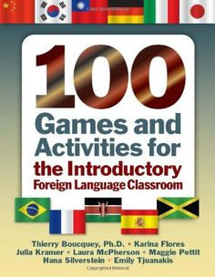 100 Games and Activities for the Introductory Foreign Language Classroom by Thierry Boucquey, http://www.amazon.com/dp/1596670436/ref=cm_sw_r_pi_dp_5vnBrb0A0AKHR