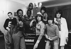 Billy Preston with the Rolling Stones