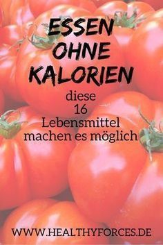 Non-calorie foods: 16 foods to lose weight- Lebensmittel ohne Kalorien: 16 Nahrungsmittel zum Abnehmen Feasting without calorie intake? How should it work? With these 16 foods, you make use of a trick of nature – and can take off completely nebenbi. Diet And Nutrition, Healthy Diet Tips, Health Diet, Healthy Life, Healthy Protein, Nutrition Guide, Dieta Fodmap, Menu Dieta, Diet Recipes