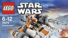 Lego 75074 - Star Wars - Snowspeeder About Us: The Laughing Family has tons of kid-safe, family friendly videos We make playtime