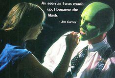 O Maskara, Jim Carrey, Loki, Fandoms, Display, Mirror, Board, Fun, Fictional Characters