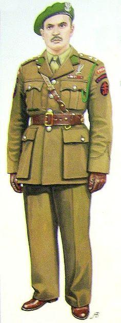 Generał Leopold Okulicki 1898 - 1946: COMMANDO, Polscy Komandosi
