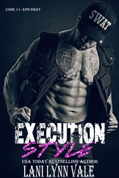 Cover Reveal:: Execution Style by Lani Lynn Vale
