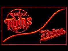 Minnesota Twins Cool Display Shop Neon Light Sign