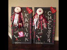 cheerleading locker decorations. 25 DIY Locker Decor Ideas for More Cooler Look Senior Cheerleader decor  Cheer gifts Pinterest