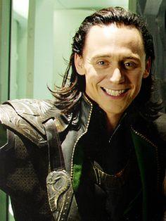 Loki= Sexy beasevil monster!!! Lol!! Jk!!