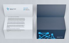 Wellend Health by Mateusz Turbinski, via Behance
