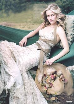 Reese Witherspoon by Annie Leibovitz for Vanity Fair