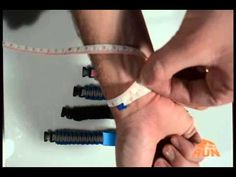 ▶ IDmeBAND Video - How To Choose Your Size Paracord Bracelet - YouTube