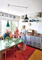 . Nordic Chic, Loft, Furniture, Home Decor, Decoration Home, Room Decor, Lofts, Home Furnishings, Home Interior Design