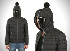 "Необычная куртка с очками от ""AI - Riders on The Storm"" (1)"