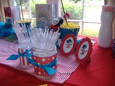 Classy Columbus Designs: Dr. Seuss First Birthday Bash