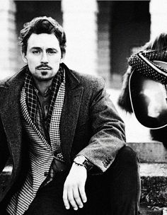 What a man- JJ Feild