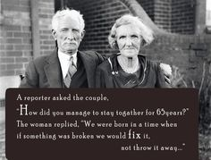 65 years... one day...