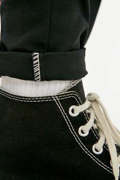 Dickies 873 Black Slim Straight Work Trousers - Urban Outfitters