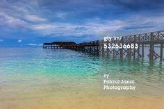 Pulau Mabul in Borneo Sabah Malaysia. Turquoise ocean and white sand beach. #pulaumabul #paradise #borneo