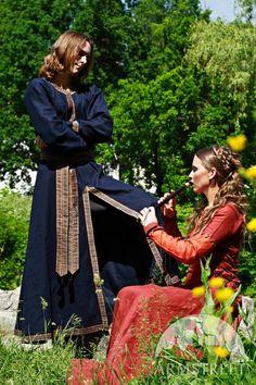 """Mittelalter Kleid """"Pretty Amaryllis"""""""