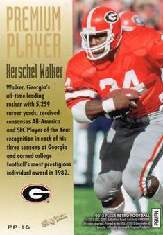 Image result for herschel walker georgia pictures 6468ae9db